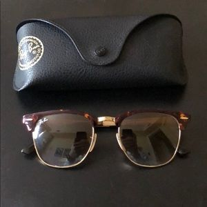 Ray-Ban Accessories - Ray Ban Clubmaster Metal